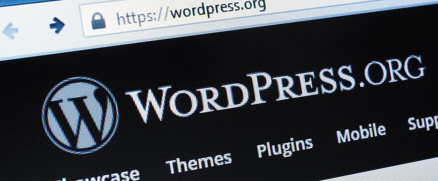 WordPress приходит на ULTRON Вниманию покупателей и веб-мастеров!